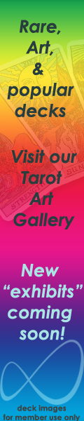 tarot deck art gallery